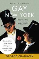 Gay New York Book PDF