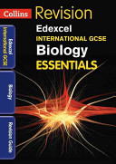 Edexcel International GCSE - Biology Essentials