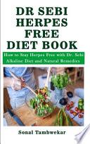 Dr Sebi Herpes Free Diet Book