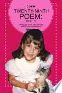 The Twenty Ninth Poem  Vol  2