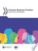 Inclusive Business Creation Good Practice Compendium Book