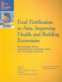 Food Fortification in Asia Book