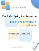 Web Project Spring Java Revolutions Book