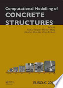 Computational Modelling of Concrete Structures