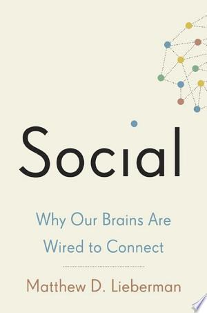 SocialWe are profoundly social creatures--more than we know. In Social, renowned psychologist Matthew Lieberman explores groundbreaking research in social neuroscience revealing that our need to connect with other people is even more fundamental, more basic, than our need for food or shelter. Because of this, our brain uses its spare time to learn about the social world--other people and our relation to them. It is believed that we must commit 10,000 hours to master a skill. According to Lieberman, each of us has spent 10,000 hours learning to make sense of people and groups by the time we are ten. Social argues that our need to reach out to and connect with others is a primary driver behind our behavior. We believe that pain and pleasure alone guide our actions. Yet, new research using fMRI--including a great deal of original research conducted by Lieberman and his UCLA lab--shows that our brains react to social pain and pleasure in much the same way as they do to physical pain and pleasure. Fortunately, the brain has evolved sophisticated mechanisms for securing our place in the social world. We have a unique ability to read other people's minds, to figure out their hopes, fears, and motivations, allowing us to effectively coordinate our lives with one another. And our most private sense of who we are is intimately linked to the important people and groups in our lives. This wiring often leads us to restrain our selfish impulses for the greater good. These mechanisms lead to behavior that might seem irrational, but is really just the result of our deep social wiring and necessary for our success as a species. Based on the latest cutting edge research, the findings in Social have important real-world implications. Our schools and businesses, for example, attempt to minimalize social distractions. But this is exactly the wrong thing to do to encourage engagement and learning, and literally shuts down the social brain, leaving powerful neuro-cognitive resources untapped. The insights revealed in this pioneering book suggest ways to improve learning in schools, make the workplace more productive, and improve our overall well-being.