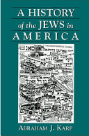 A History Of The Jews In America Book PDF