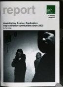 Assimilation  Exodus  Eradication Book