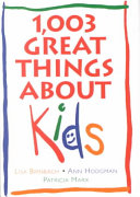 1 003 Great Things about Kids