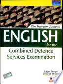 The Pearson Guide To English For Cds Examination