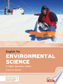 English for Environmental Science in Higher Education Studies