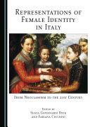 Representations of Female Identity in Italy