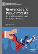Grievances and Public Protests Pdf/ePub eBook