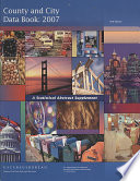 County and City Data Book 2007