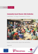 Community Based Disaster Risk Reduction Contribution To Hyogo Framework Of Action Book PDF