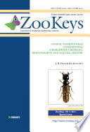 Coastal Staphylinidae  Coleoptera   A worldwide checklist  biogeography and natural history
