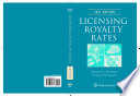 Licensing Royalty Rates  2021 Edition