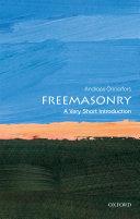 Freemasonry  a Very Short Introduction