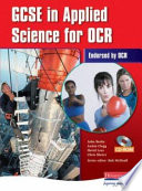 GCSE in Applied Science for OCR