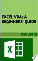 Excel VBA  A Beginners  Guide