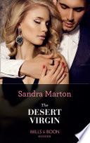 The Desert Virgin  Mills   Boon Modern   Uncut  Book 2