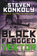 Black Flagged Vektor