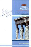 Greek Temples & Theatres