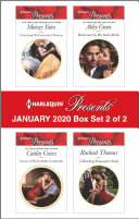 Harlequin Presents - January 2020 - Box Set 2 of 2 Book