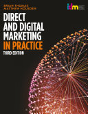 Direct and Digital Marketing in Practice Pdf/ePub eBook