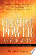 The Creative Power of Your Words Book