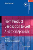 From Product Description to Cost  A Practical Approach