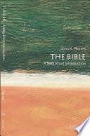 The Bible: A Very Short Introduction Pdf/ePub eBook