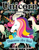 Unicorn Coloring Books for Girls Ages 8 12