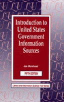 Introduction To United States Government Information Sources