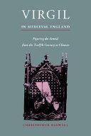 Virgil in Medieval England