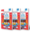Oswaal ISC MCQs Chapterwise Question Bank Class 12 (Set of 3 Books) Physics, Chemistry, Maths (For Sem 1, 2021-22 Exam with the largest MCQ Question Pool)