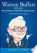 Warren Buffett Speaks