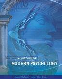 A History of Modern Psychology Book PDF