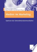 Medien im Marketing