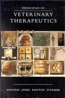 Principles of Veterinary Therapeutics