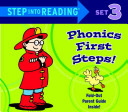 Step Into Reading Phonics First Steps  Set 3