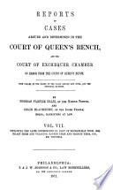 Reports of Cases Argued and Determined in the English Courts of Common Law Book PDF