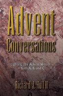 Pdf Advent Conversations
