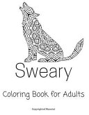 Sweary Coloring Book for Adults