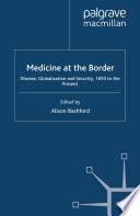 Medicine At The Border