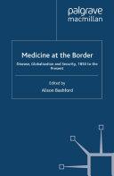 Medicine At The Border Pdf/ePub eBook
