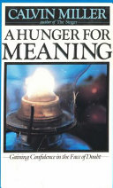 Pdf A Hunger for Meaning