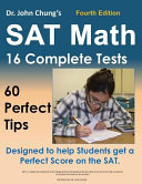 Dr  John Chung s SAT Math Fourth Edition
