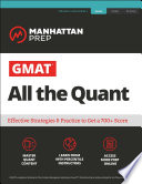 GMAT All the Quant