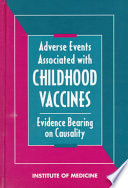 Adverse Events Associated with Childhood Vaccines