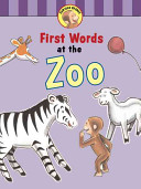 Curious George First Words at the Zoo Book PDF